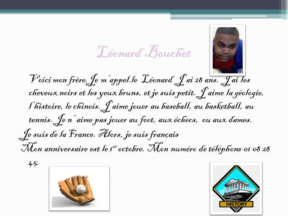 Léonard Bouchet