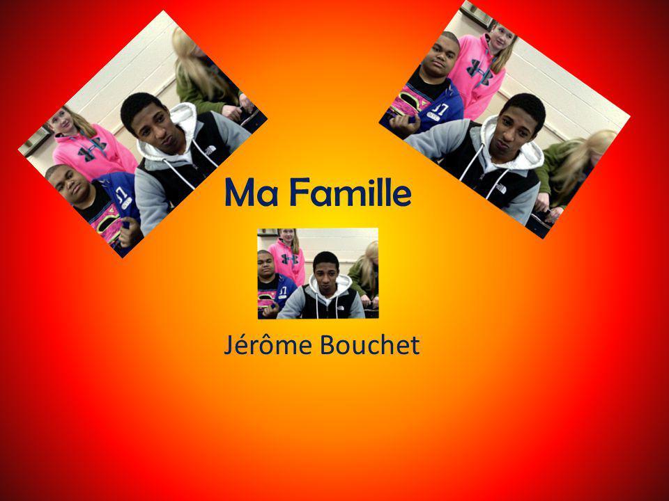 Ma Famille Jérôme Bouchet