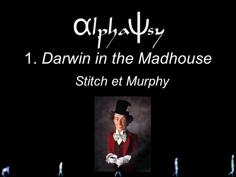 1. Darwin in the Madhouse Stitch et Murphy
