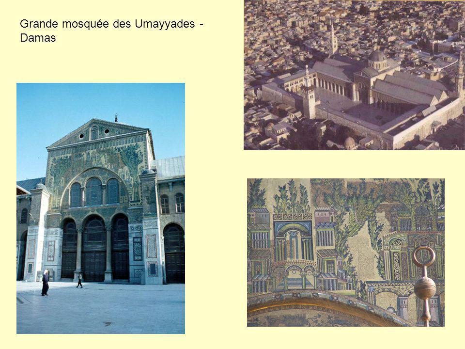 Grande mosquée des Umayyades -