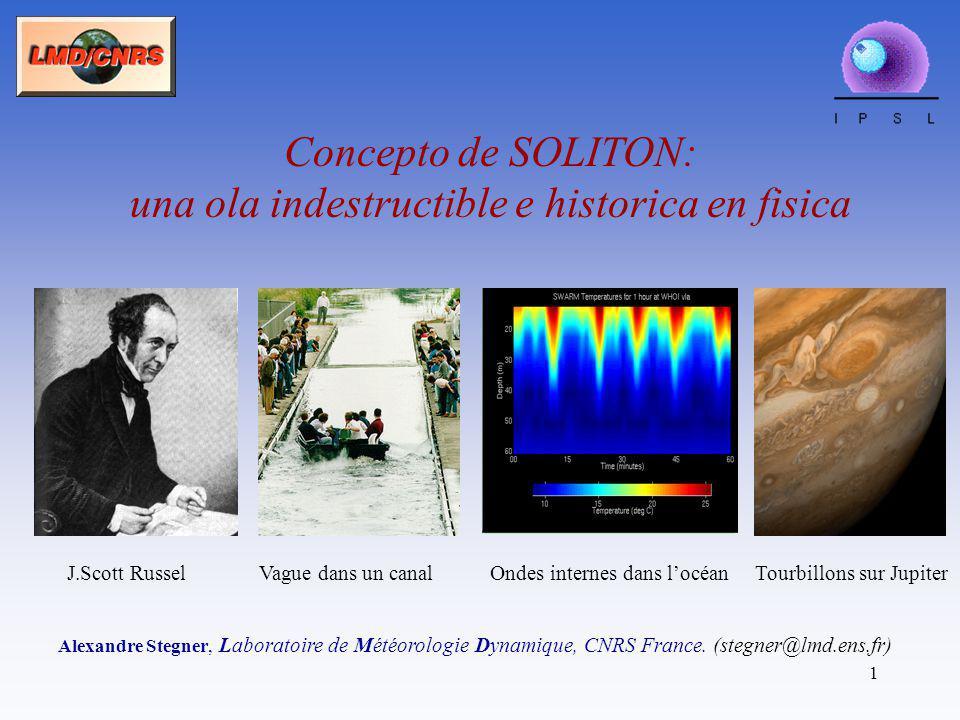 una ola indestructible e historica en fisica