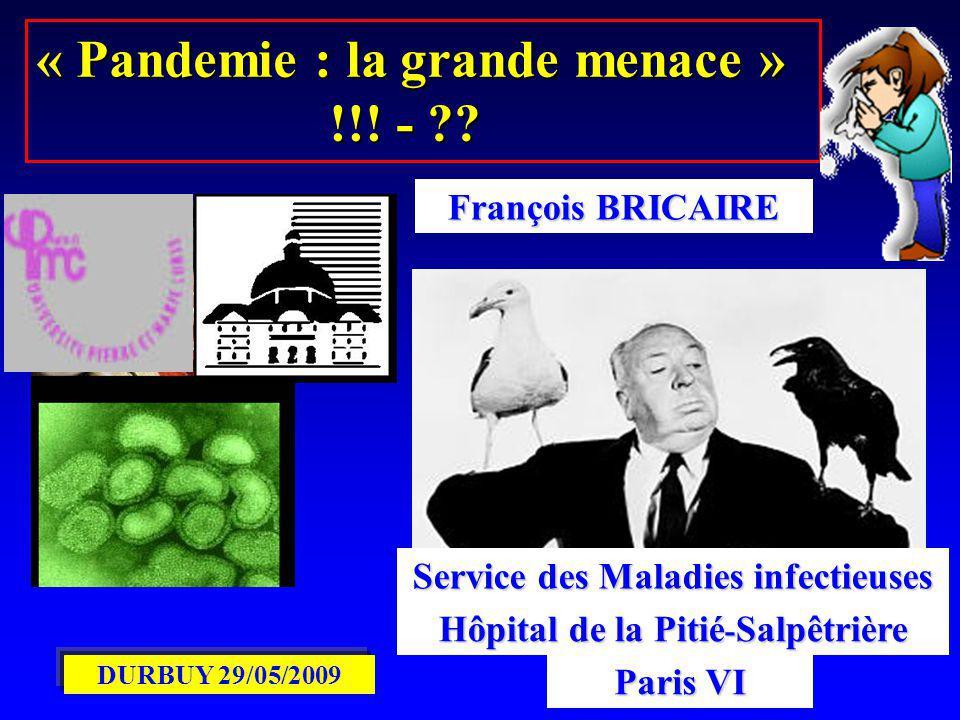 Service des Maladies infectieuses Hôpital de la Pitié-Salpêtrière
