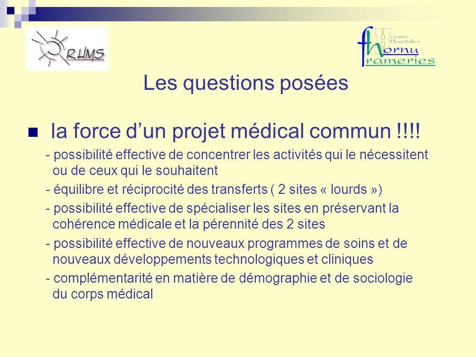 la force d'un projet médical commun !!!!