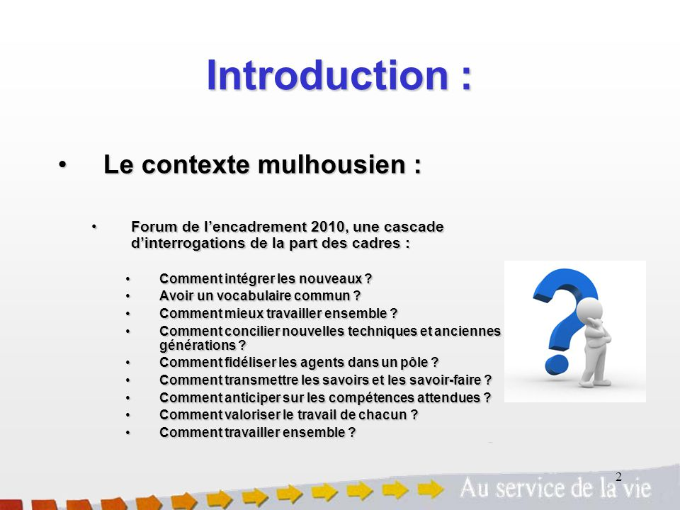 Introduction : Le contexte mulhousien :