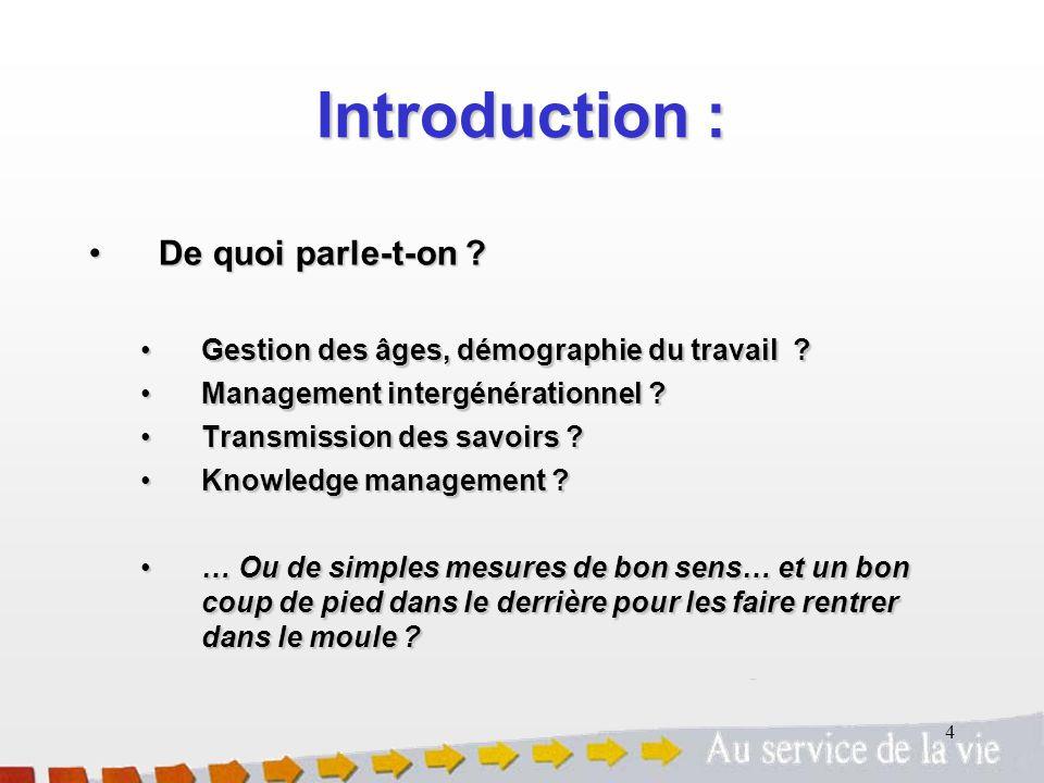 Introduction : De quoi parle-t-on