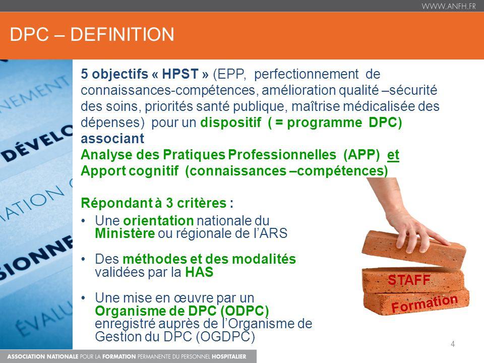 DPC – DEFINITION