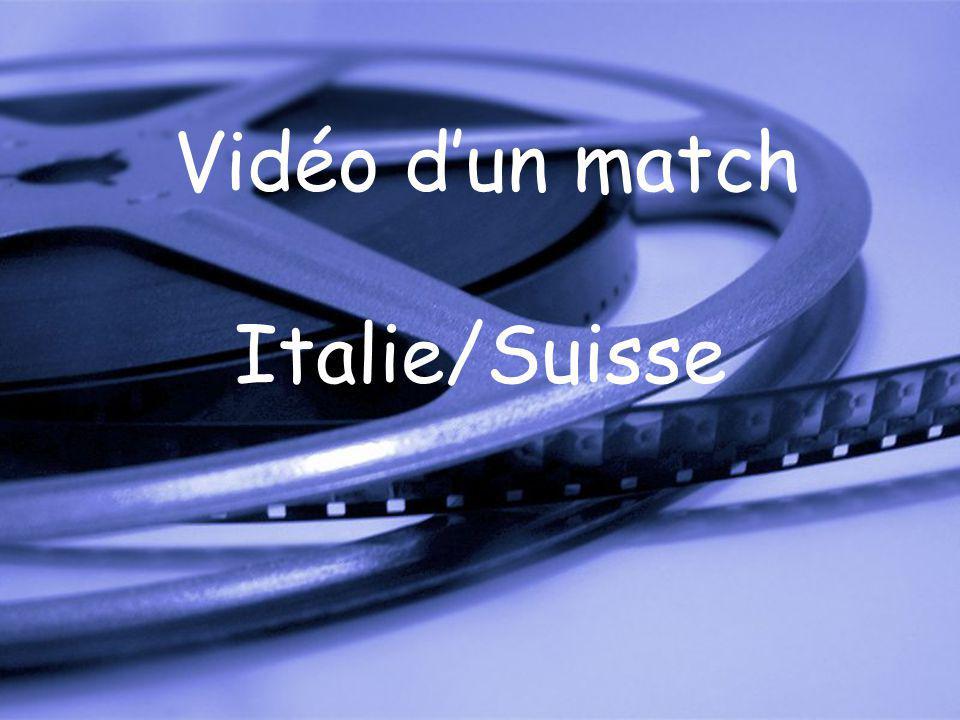 Italie/Suisse