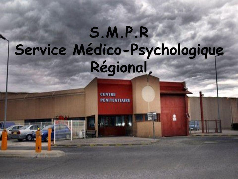 Service Médico-Psychologique Régional
