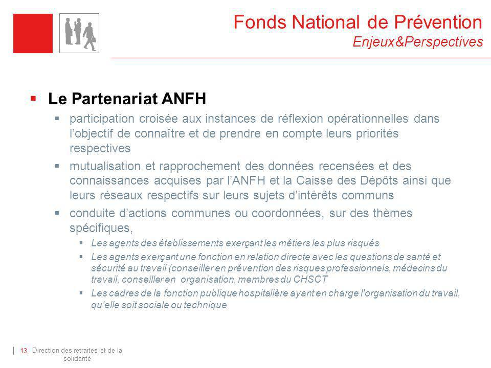 Fonds National de Prévention Enjeux&Perspectives
