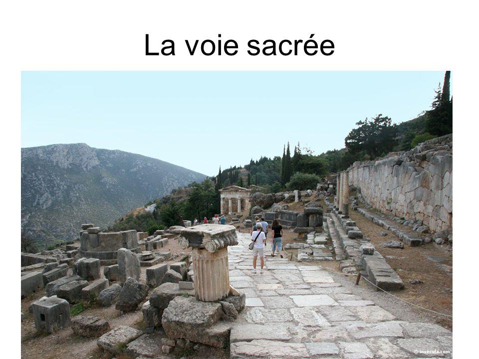 La voie sacrée