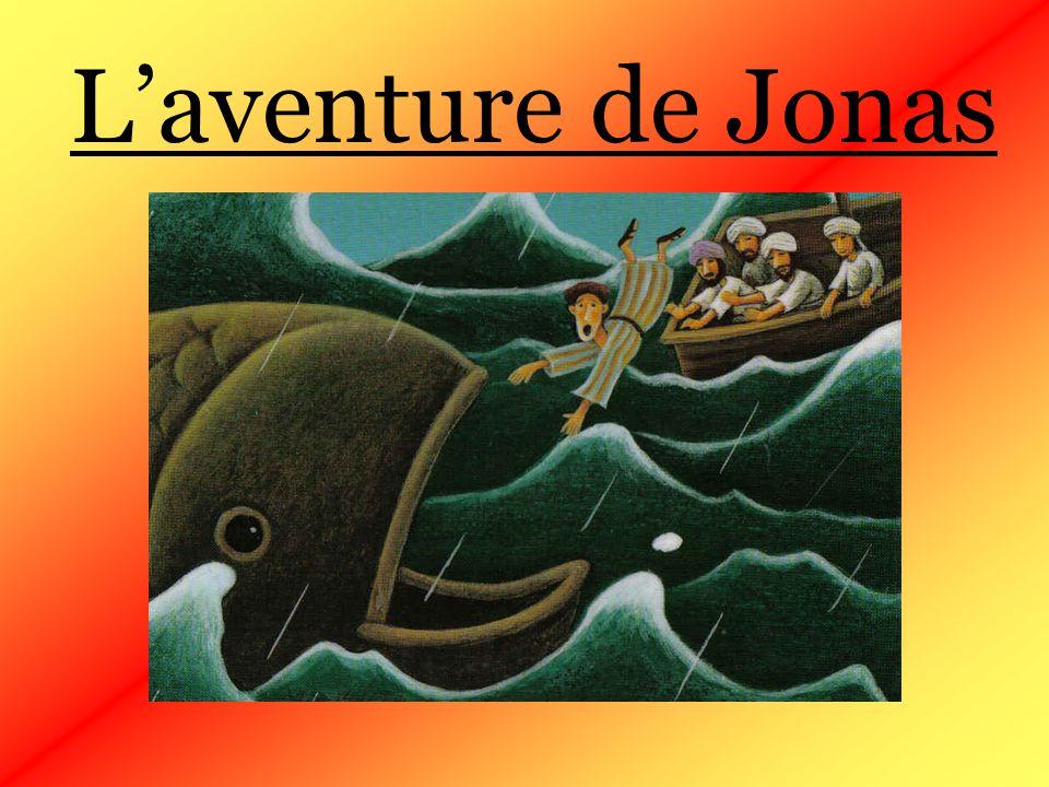 L'aventure de Jonas