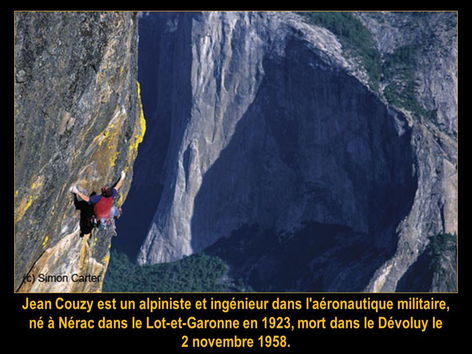 né à Nérac dans le Lot-et-Garonne en 1923, mort dans le Dévoluy le