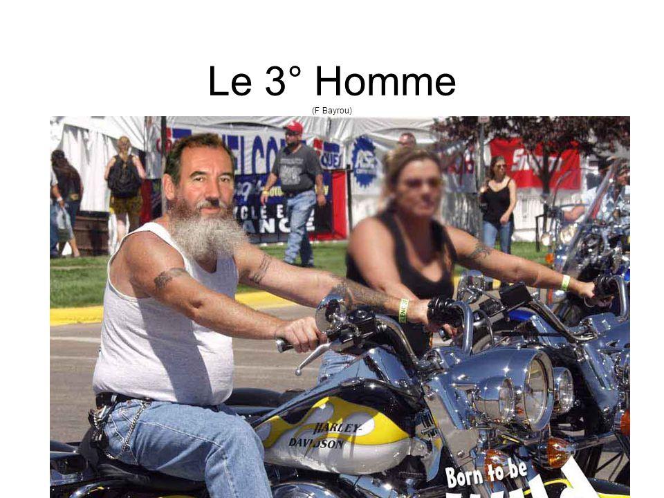 Le 3° Homme (F Bayrou)