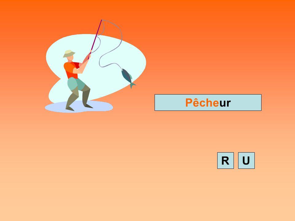 Pêcheur R U