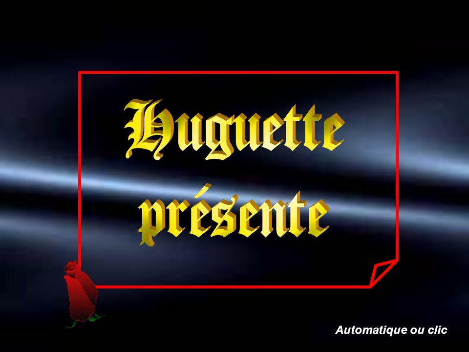 Huguette présente Automatique ou clic
