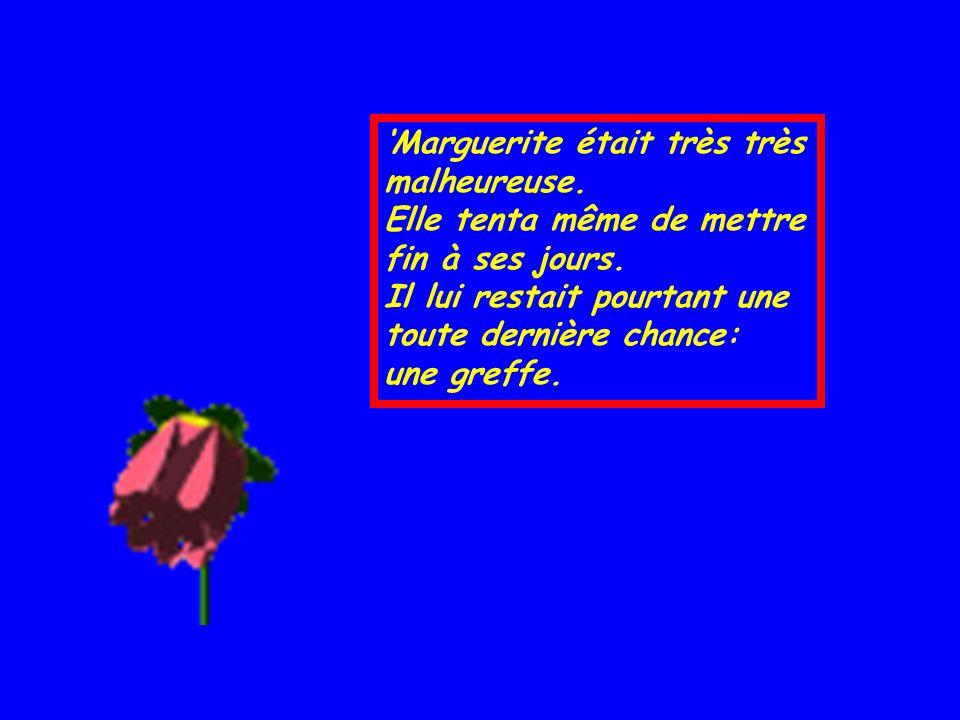 'Marguerite était très très malheureuse