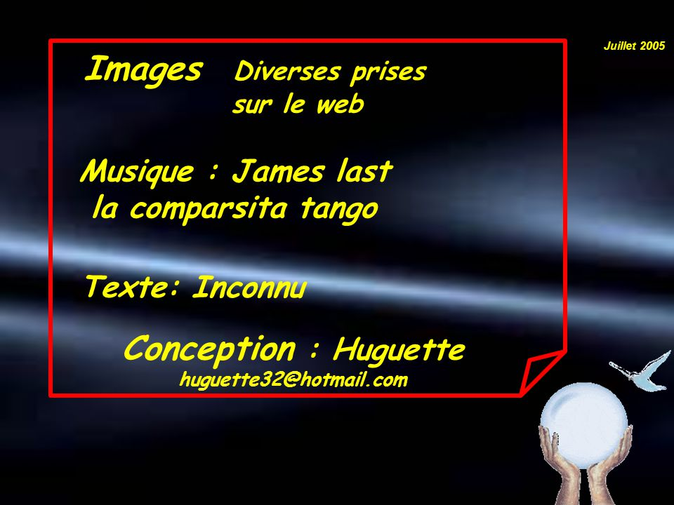Conception : Huguette huguette32@hotmail.com