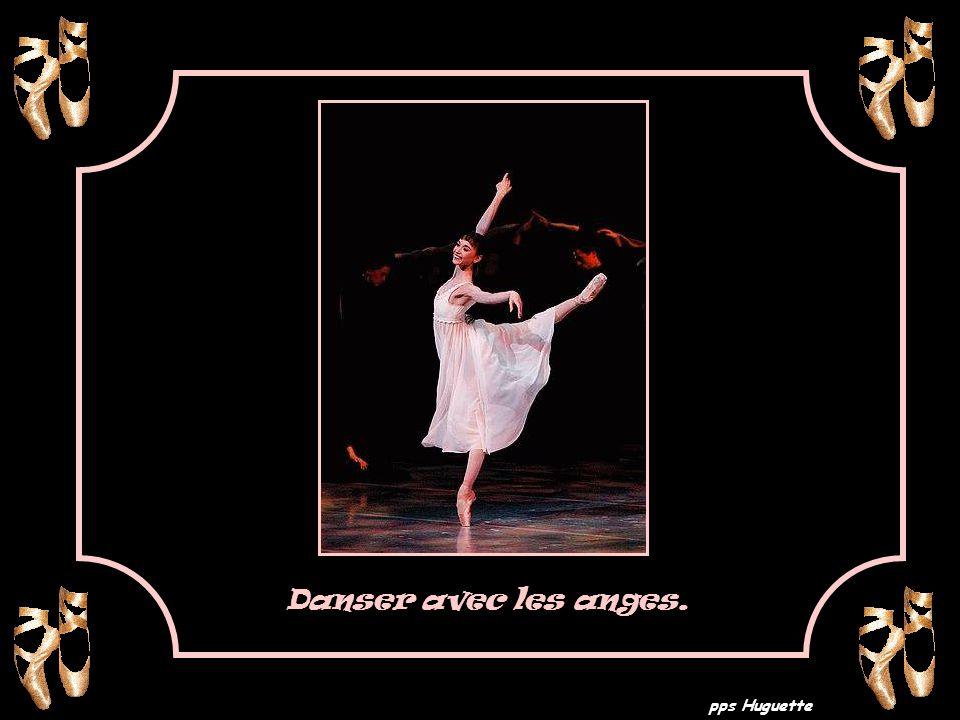 pps Huguette Danser avec les anges.