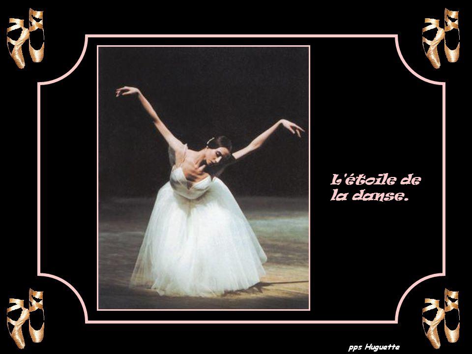 pps Huguette L étoile de la danse.