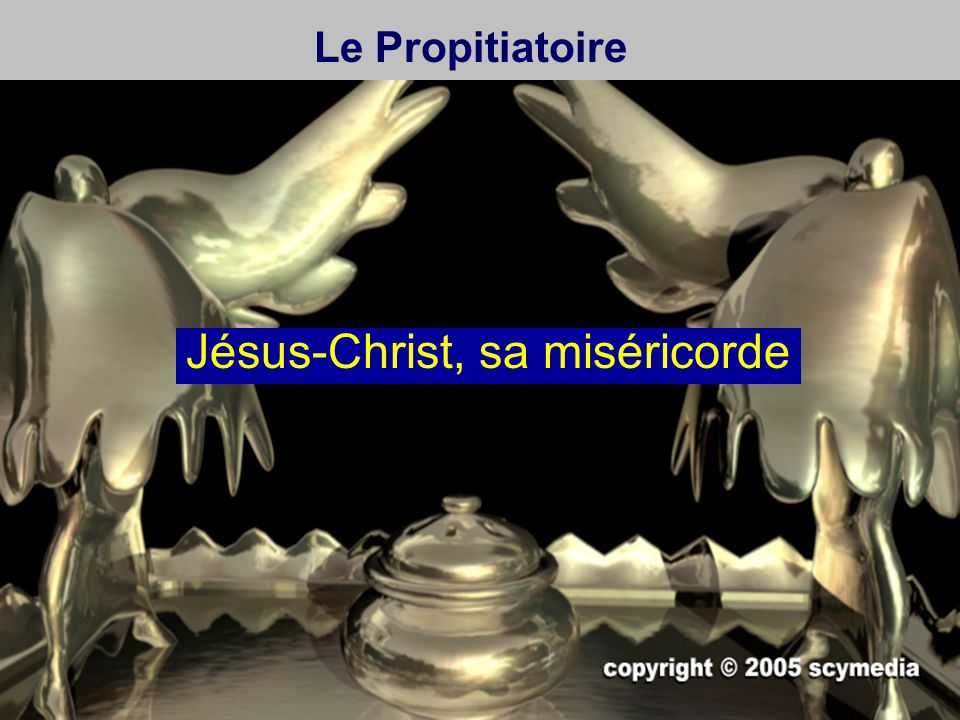 Jésus-Christ, sa miséricorde