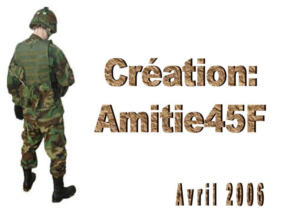 Création: Amitie45F Avril 2006