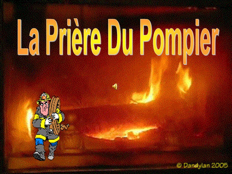La Prière Du Pompier