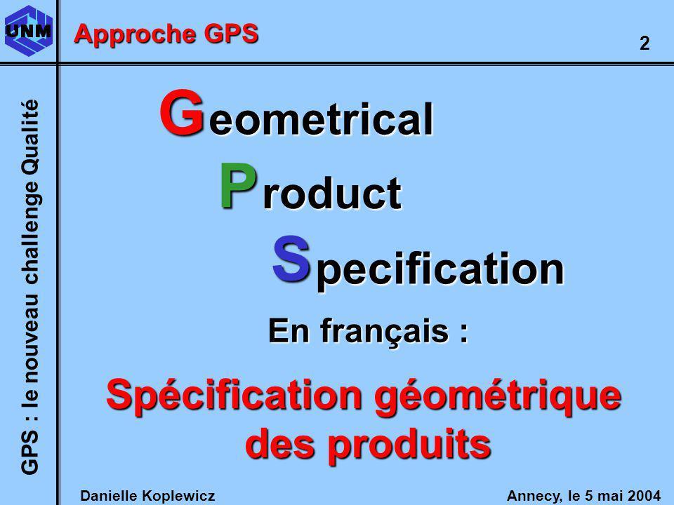 GPS : le nouveau challenge Qualité