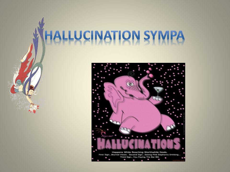 HALLUCINATION SYMPA