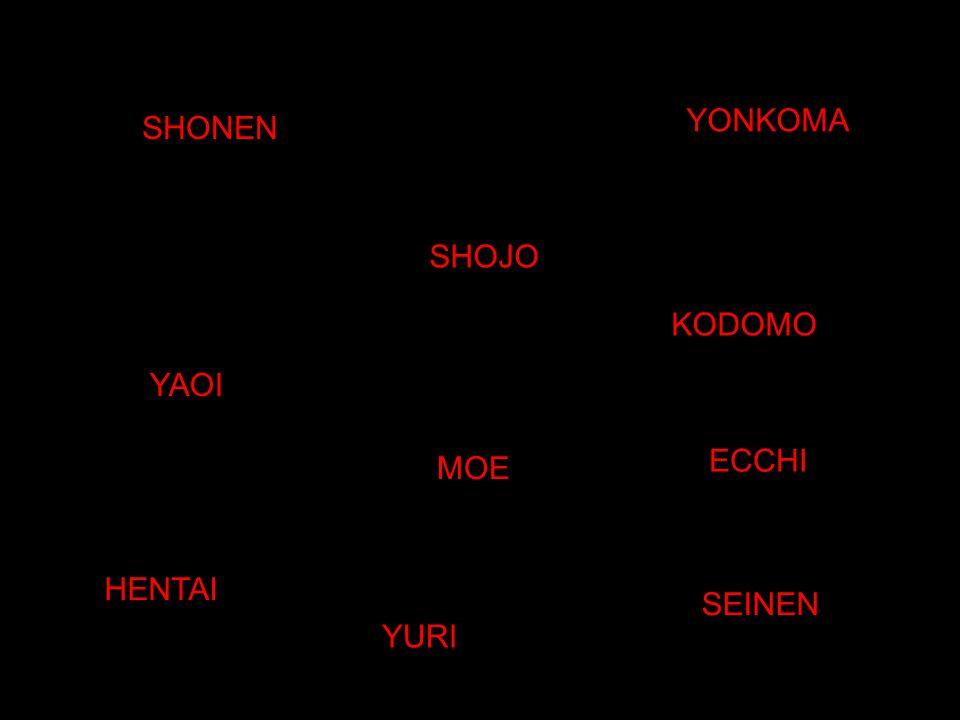 YONKOMA SHONEN SHOJO KODOMO YAOI ECCHI MOE HENTAI SEINEN YURI