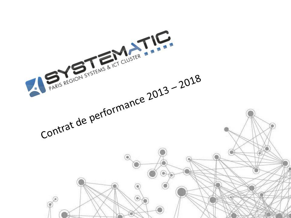 Contrat de performance 2013 – 2018