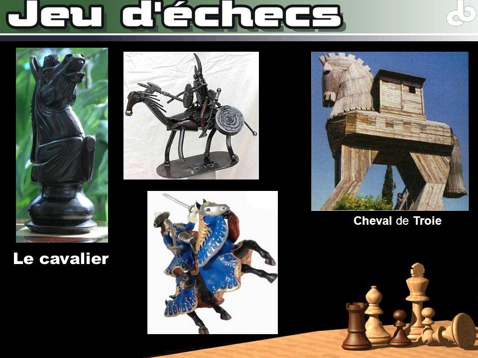 Cheval de Troie Le cavalier