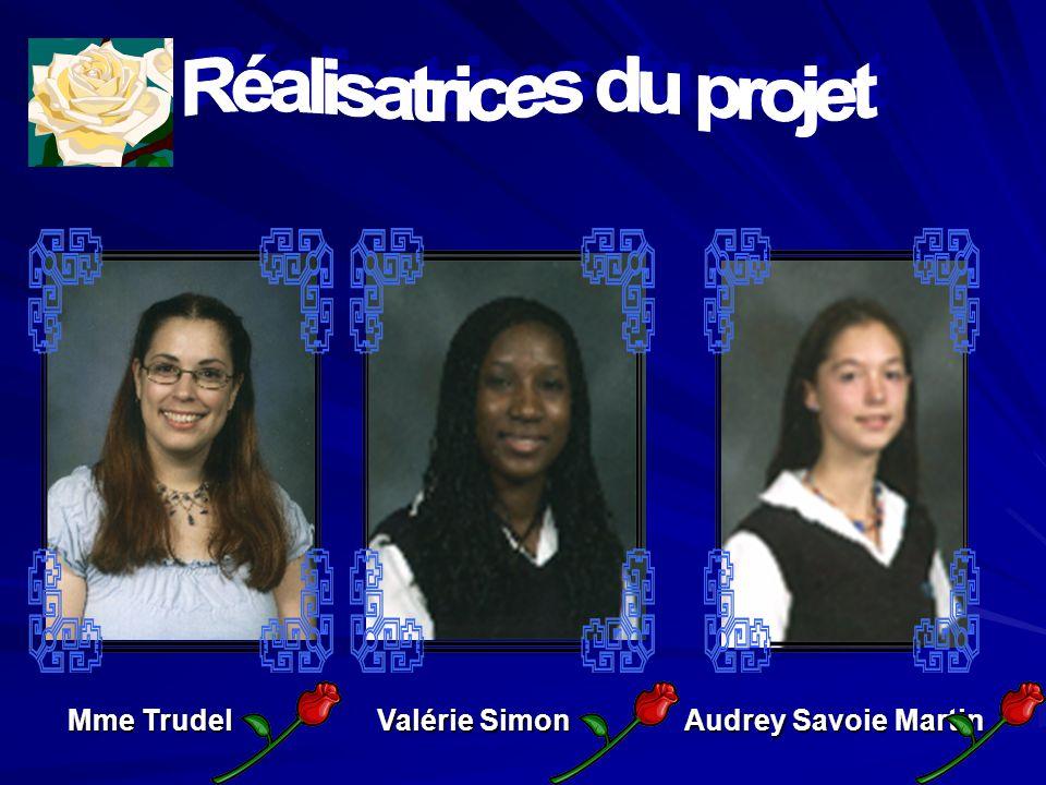 Réalisatrices du projet