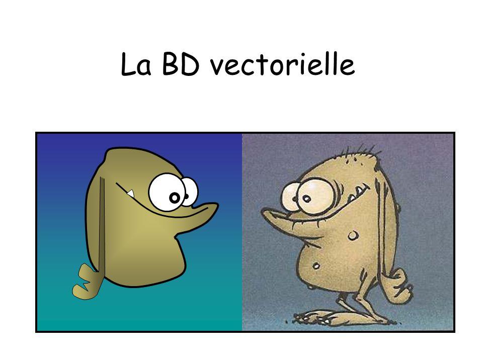 La BD vectorielle