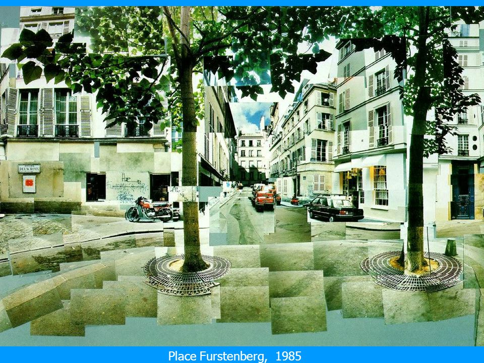 Place Furstenberg, 1985