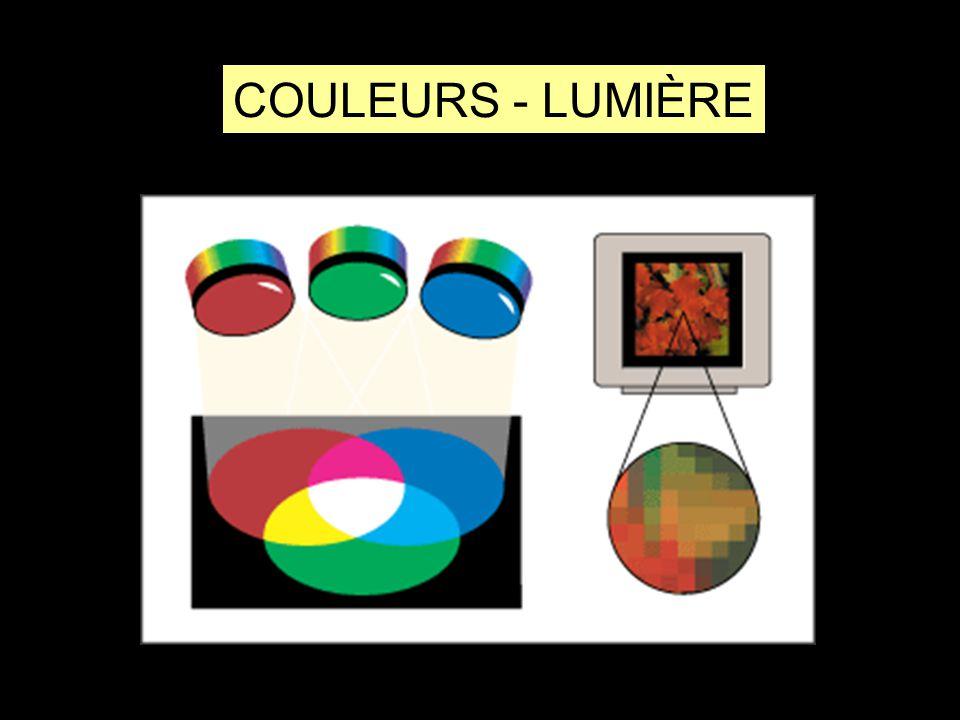 COULEURS - LUMIÈRE