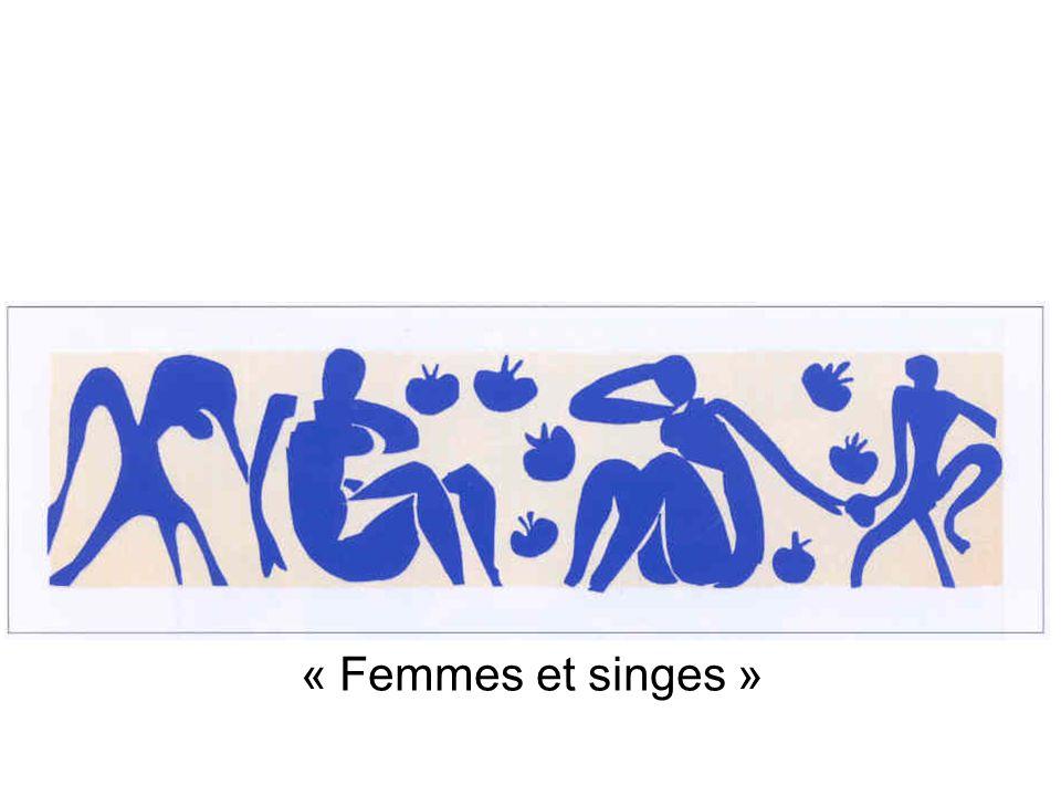« Femmes et singes »