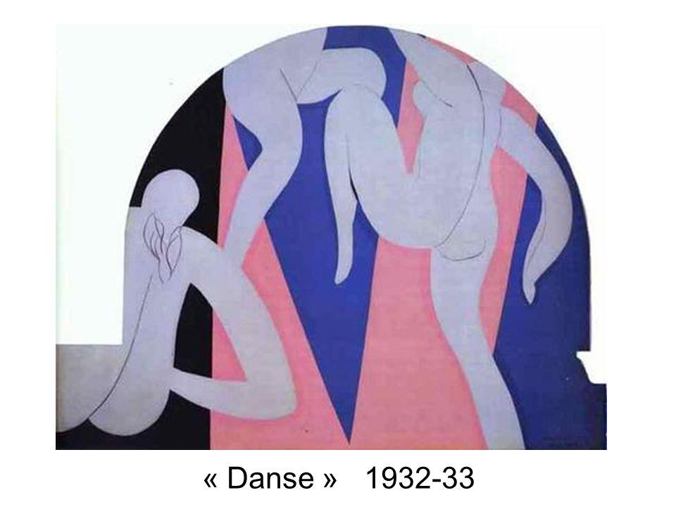 « Danse » 1932-33