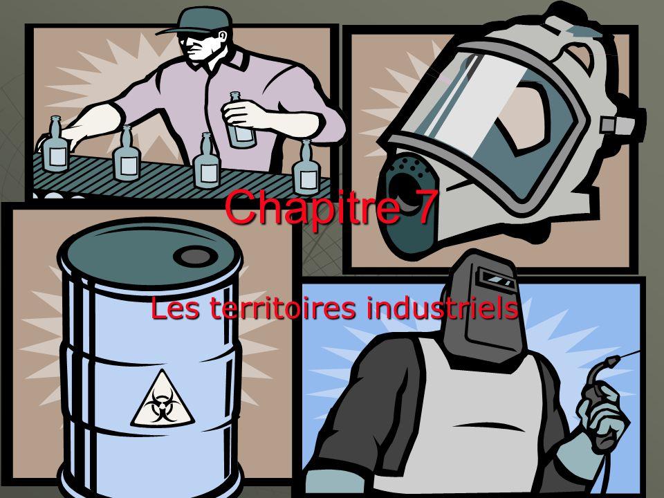 Les territoires industriels