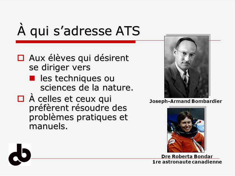 1re astronaute canadienne
