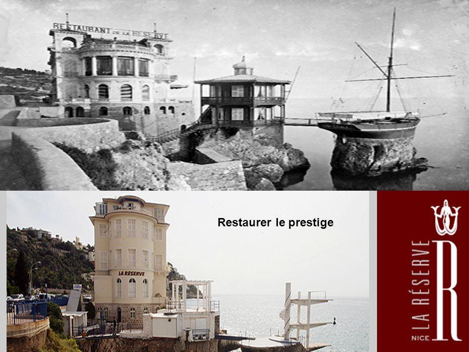 Restaurer le prestige Restaurer le prestige