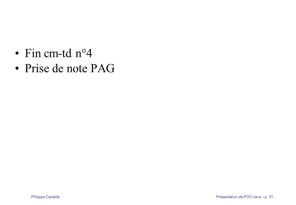 Fin cm-td n°4 Prise de note PAG