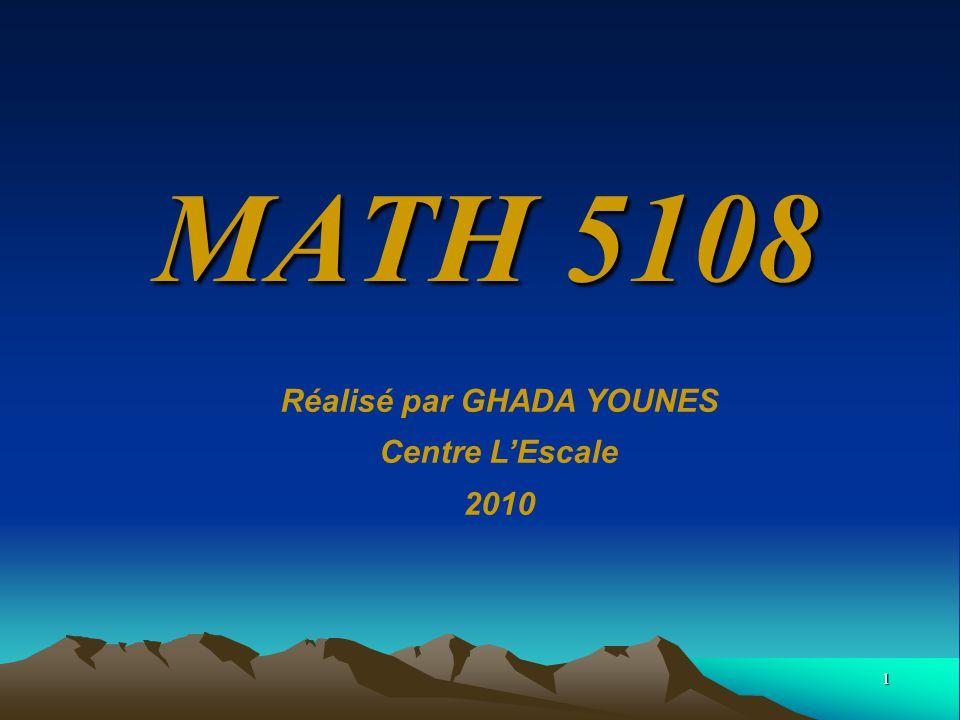 Réalisé par GHADA YOUNES