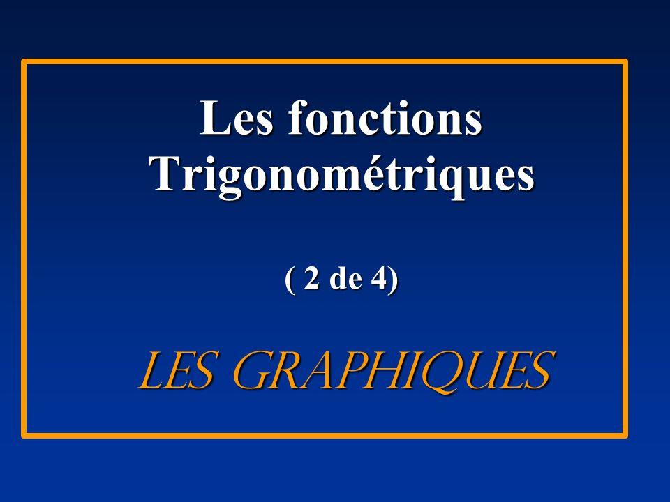 Les fonctions Trigonométriques ( 2 de 4) Les graphiques