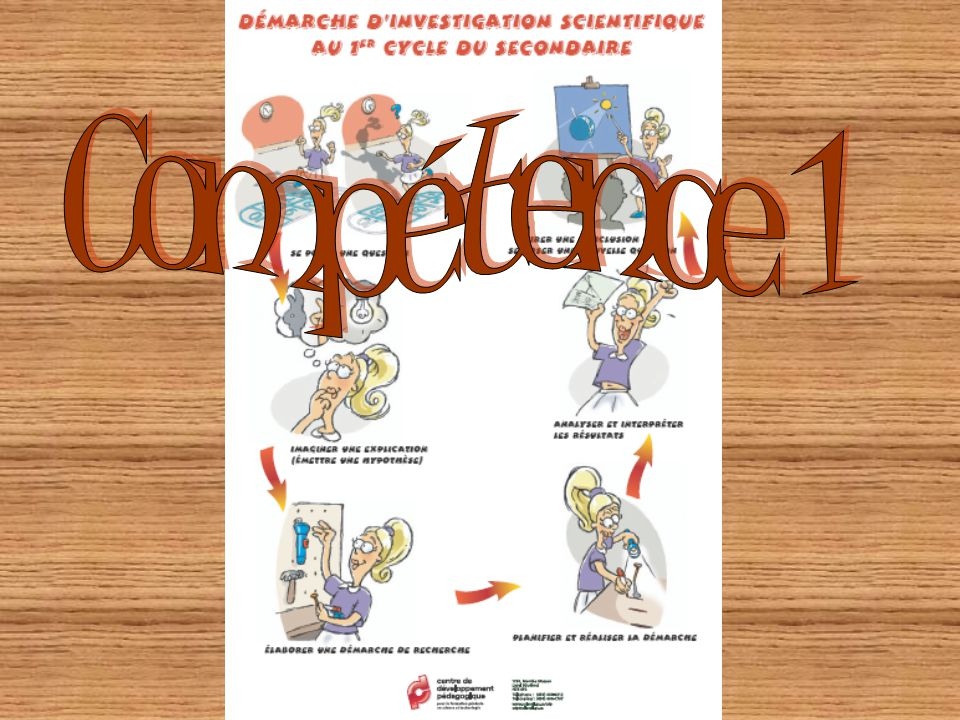 Compétence 1