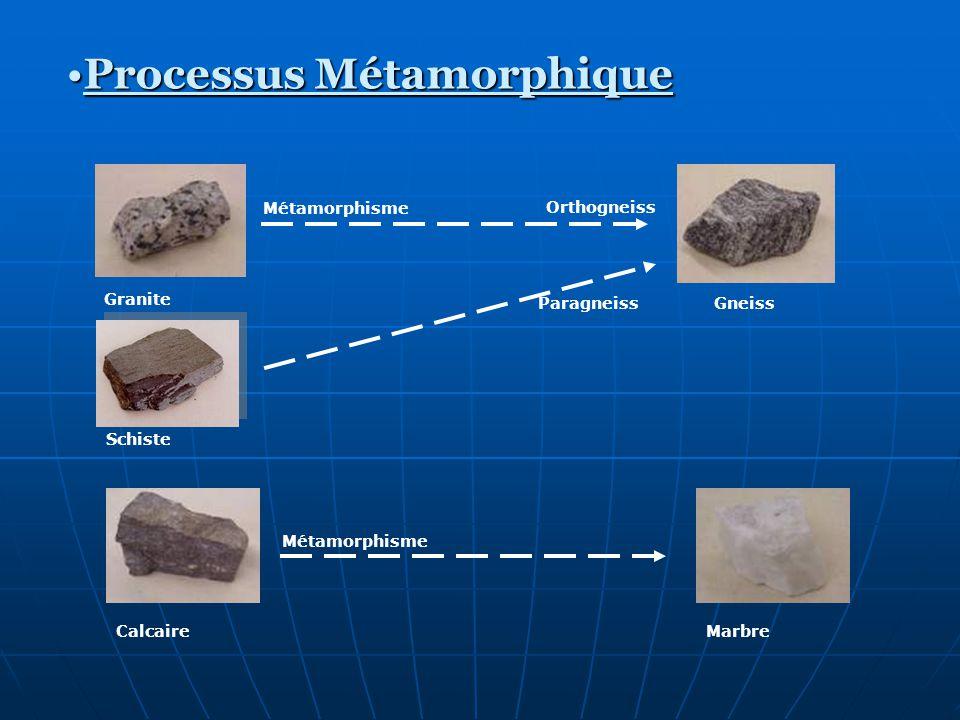 Processus Métamorphique