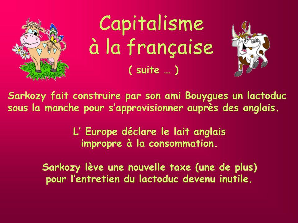 Capitalisme à la française