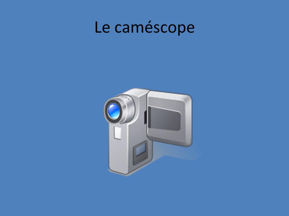 Le caméscope