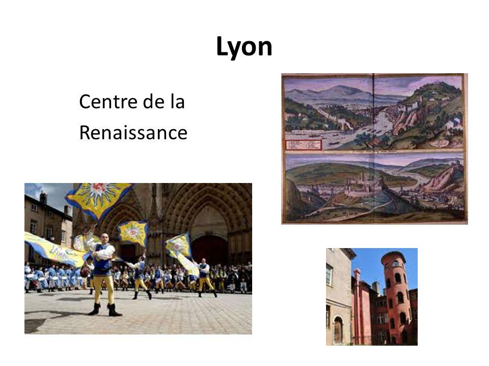 Lyon Centre de la Renaissance
