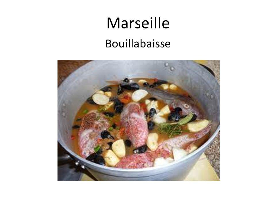 Marseille Bouillabaisse