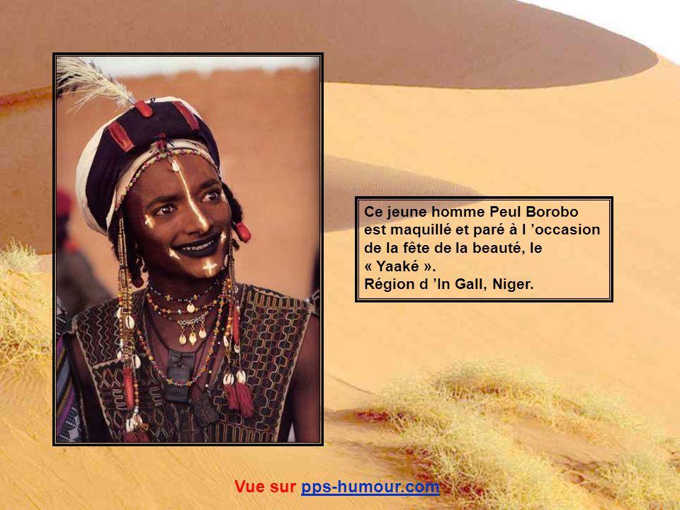 Vue sur pps-humour.com Ce jeune homme Peul Borobo